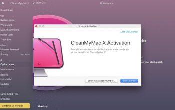 CleanMyMac X 4.8.0 Crack + Serial Key Free Download 2021