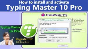 TypingMaster Pro 10 Crack & Activation Key Full Version {2021}