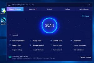 Advanced SystemCare Pro 14.4.0.277 Crack Free Download 2021