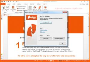 Nitro PDF Pro Enterprise free download v13.26.3.505 for windows 10 full version Portable pdf software editor creator converter application keygen - safe downloads
